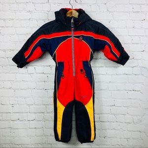 Obermeyer toddler snowsuit ski Suit I-grow OBX